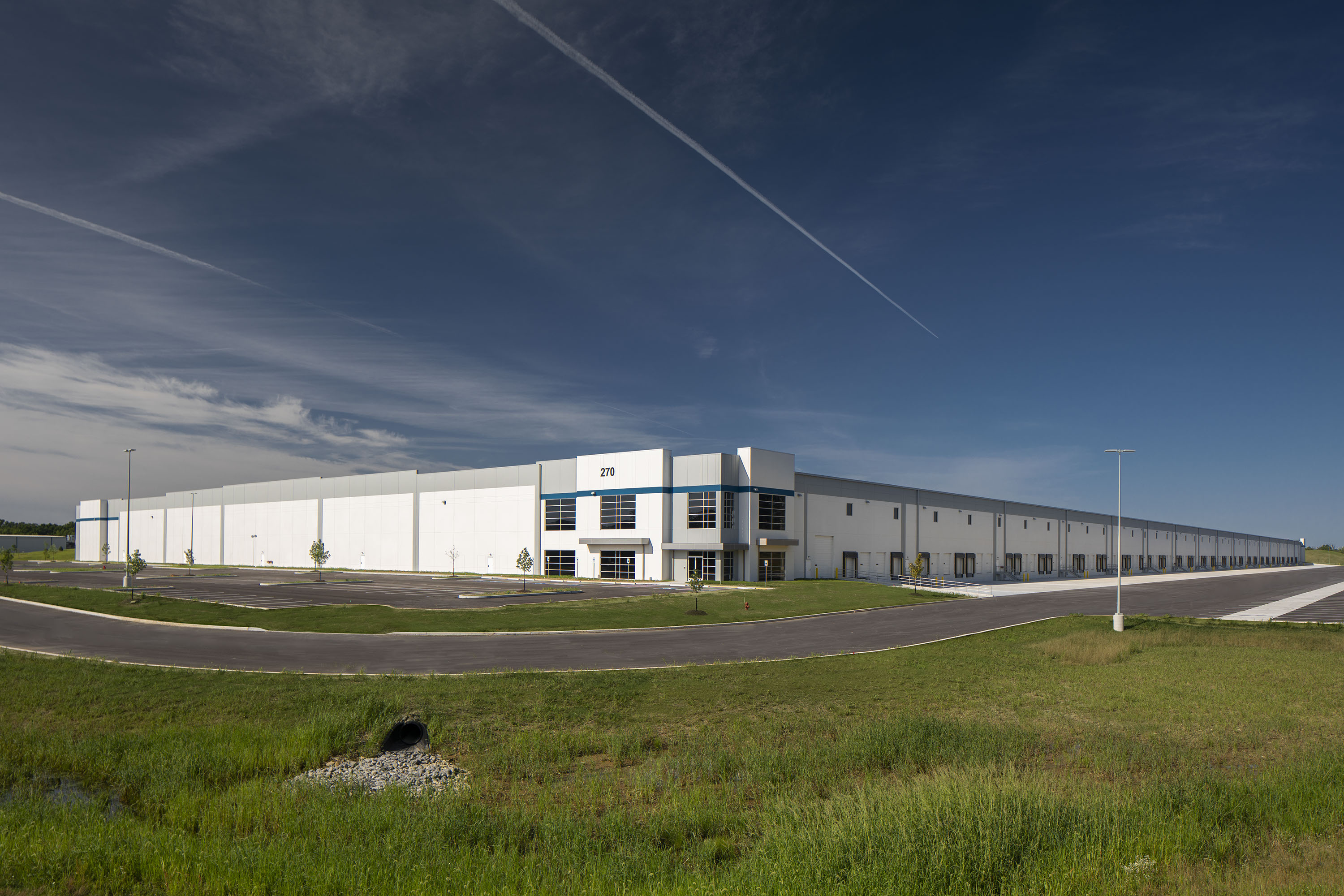 Logisticenter At Midway Cbre